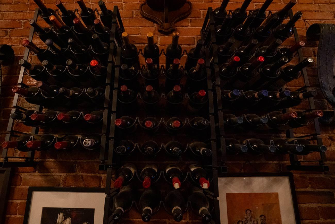 operacaffe-wine-wall